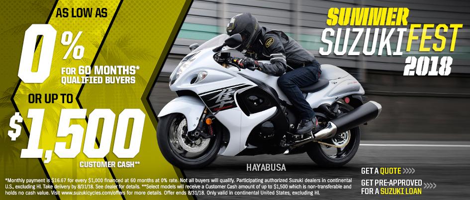4suzuki Promotions Us | Jeff D'Ambrosio Suzuki World | Frazer ...